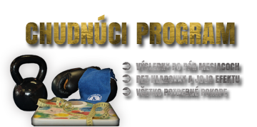 Chudnúci program v Titangym